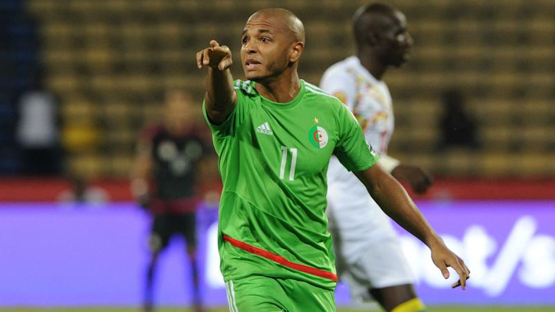 Afcon 2019: Boost for Algeria as Yacine Brahimi declared fit to face Guinea