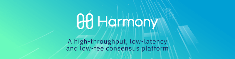 Binance Launchpad announces Harmony as next project