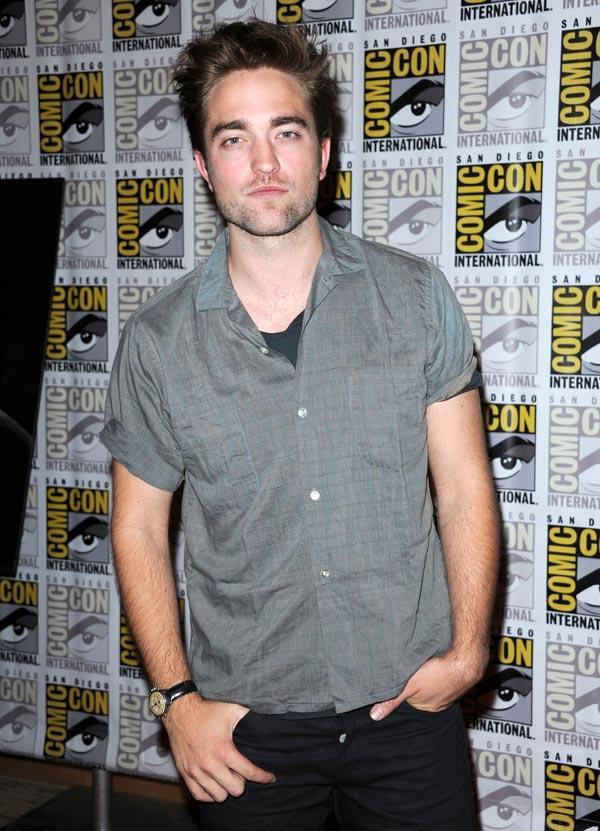 What It Takes For Robert Pattinson To Go Shirtless