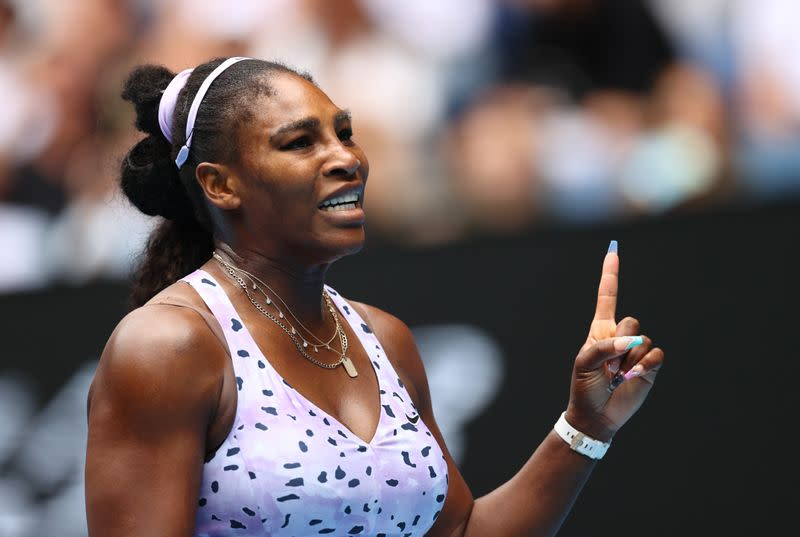 Williams says U.S. Open title would not be diminished by pullouts