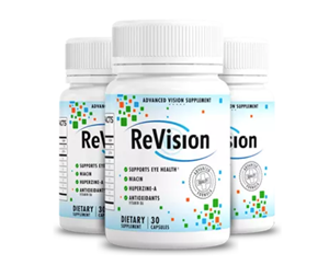 ReVision eye supplement reviews with facts and proofs. How is this advance vision dietary supplement is useful? What are the ingredients? Detailed ReVision review revealed!