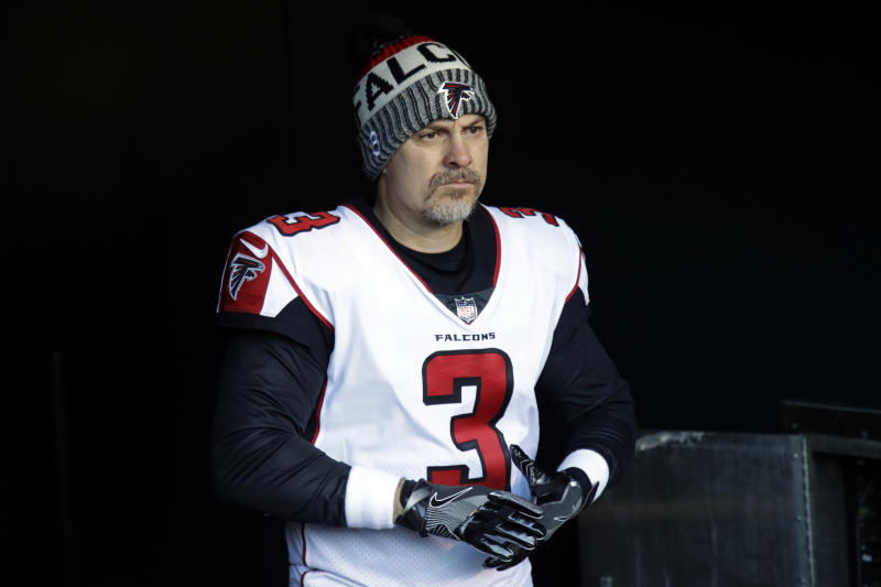 Falcons to release veteran kicker Matt Bryant