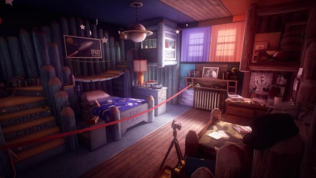 'What Remains of Edith Finch' proves that games are all about atmosphere.