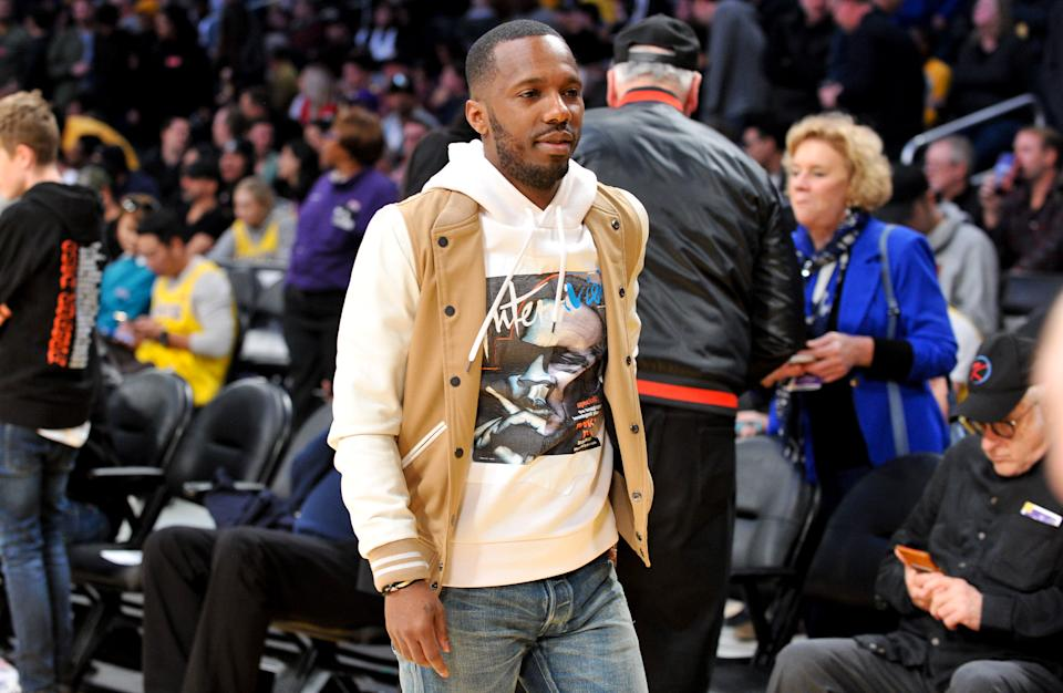 A new NCAA rule may or may not intentionally target Rich Paul. But it does limit his access to potential clients coming out of college. (Getty)