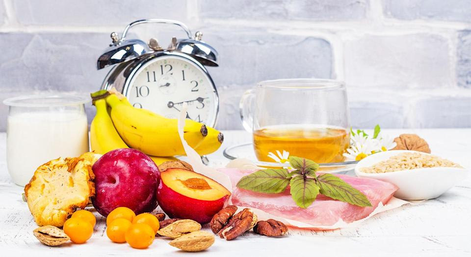 What you eat during the day can affect your sleep. [Photo: Getty]