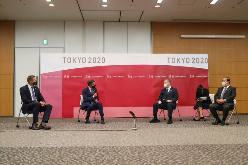 Coe suggests Tokyo as future World Championships host city