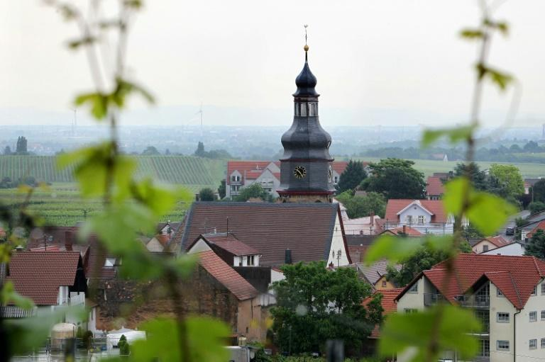 There are no Trumps left in Kallstadt, population 1,200