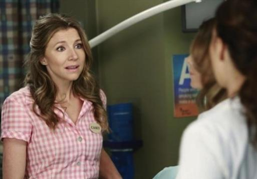 Grey's Recap: She Ain't Crazy, She's a Mother!