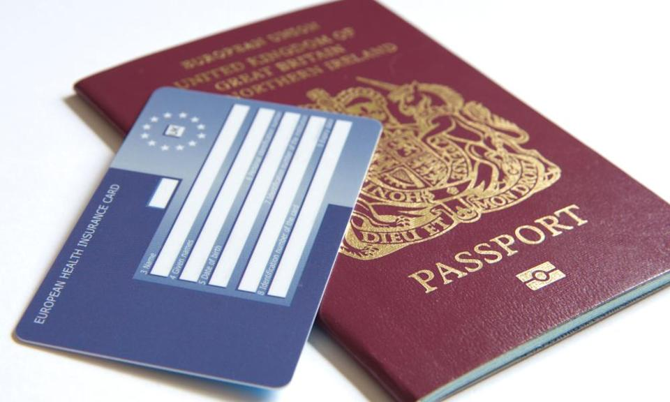Ehics issued in the UK will no longer be valid