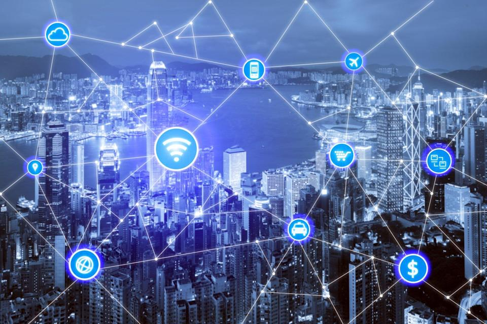 Hong Kong is hoping to improve its technology under the Smart City Blueprint 2.0. Photo: Shutterstock
