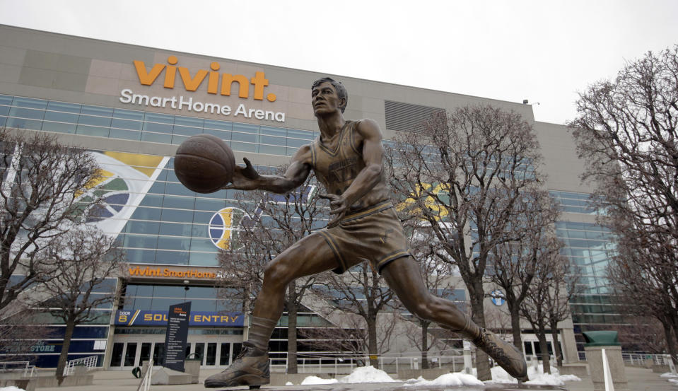 The Utah Jazz will host the 2023 All-Star game, which will return to Salt Lake City for the first time in 30 years.