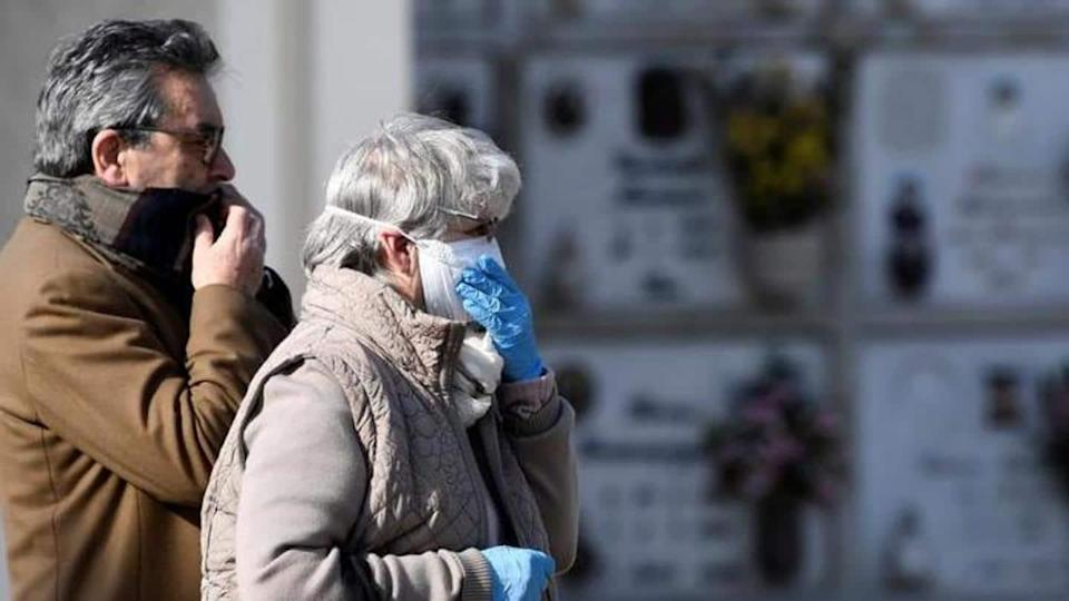 Families of Italian COVID-19 victims seek $122 million from government