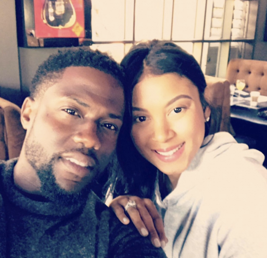 "<p>Hart later announced that he and his wife, Eniko Parrish, are <a href=""https://www.yahoo.com/celebrity/kevin-hart-eniko-parrish-expecting-first-child-together-announced-mothers-day-121222708.html"" data-ylk=""slk:expecting their first child;outcm:mb_qualified_link;_E:mb_qualified_link"" class=""link rapid-noclick-resp newsroom-embed-article"">expecting their first child</a> — a son! — together. ""Celebrating Mother's Day with my beautiful wife,"" he wrote. ""We are laughing at the fact that this time next year we will be celebrating her 1st actual Mother's Day."" (Photo: <a href=""https://www.instagram.com/p/BUFsEaIjhb9/?taken-by=kevinhart4real&hl=en"" rel=""nofollow noopener"" target=""_blank"" data-ylk=""slk:Kevin Hart via Instagram"" class=""link rapid-noclick-resp"">Kevin Hart via Instagram</a>) </p>"