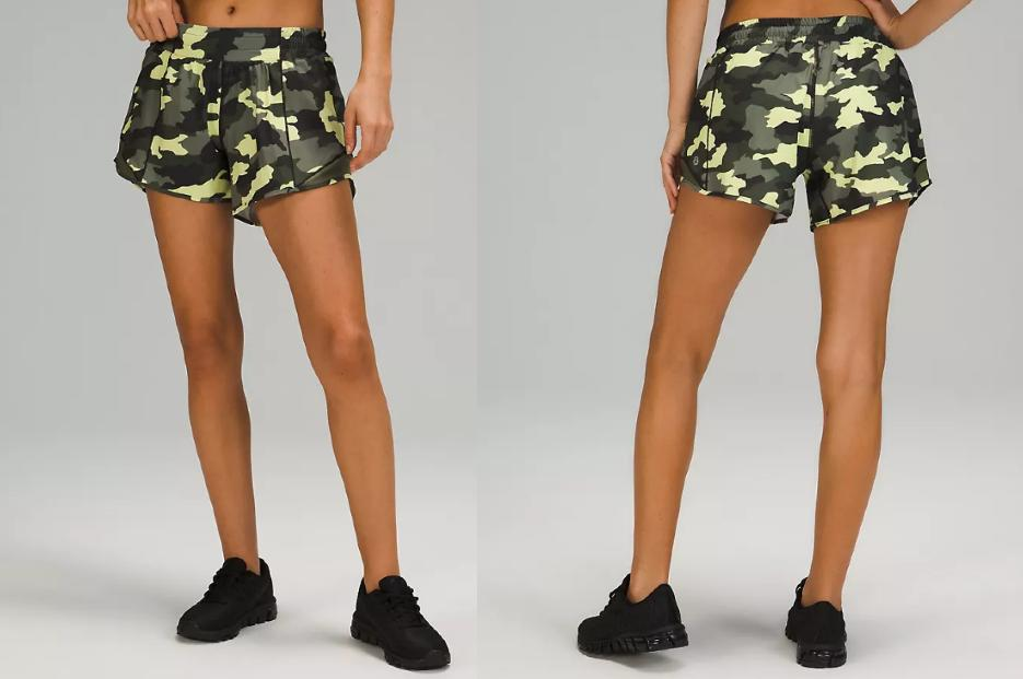 The Lululemon Hotty Hot Shorts are just one of this week's best We Made Too Much sale picks.