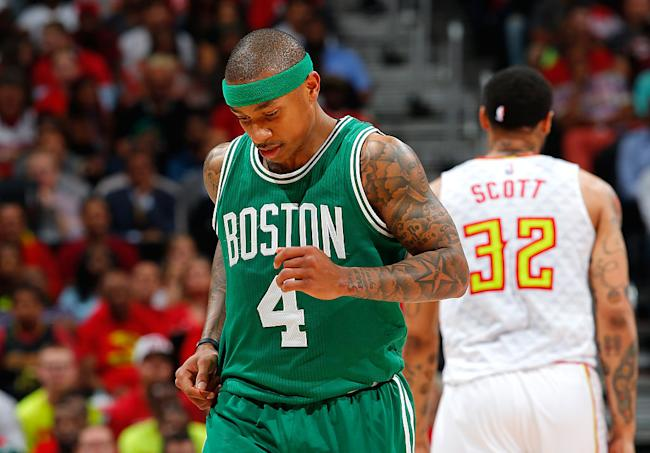 Injured Isaiah Thomas vows to return as 'the same player'