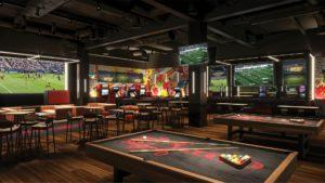 The RedTail gaming bar. Image: Zouk Group