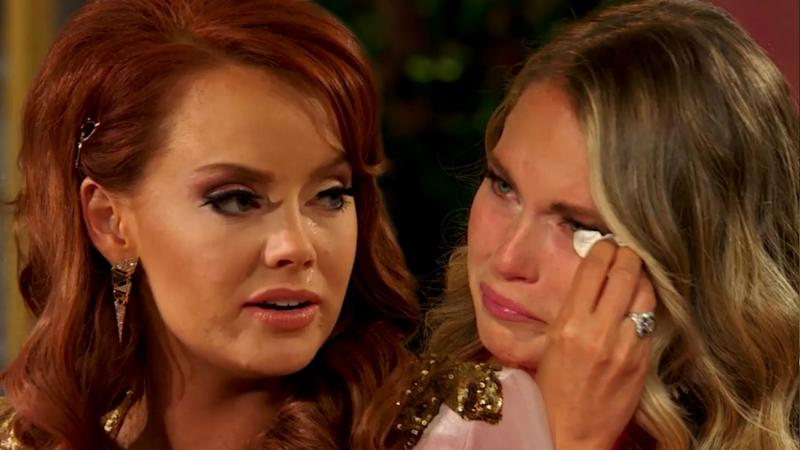 'Southern Charm' Reunion: Cameran Eubanks Bursts Into Tears While Apologizing to Kathryn Dennis (Exclusive)