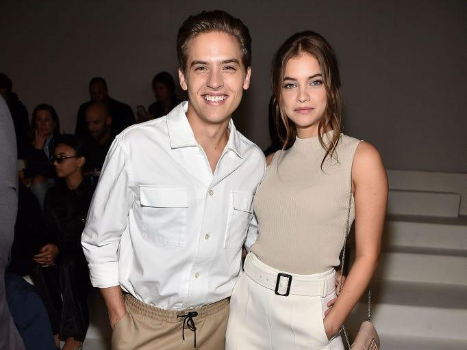 Dylan Sprouse went to college in New York.