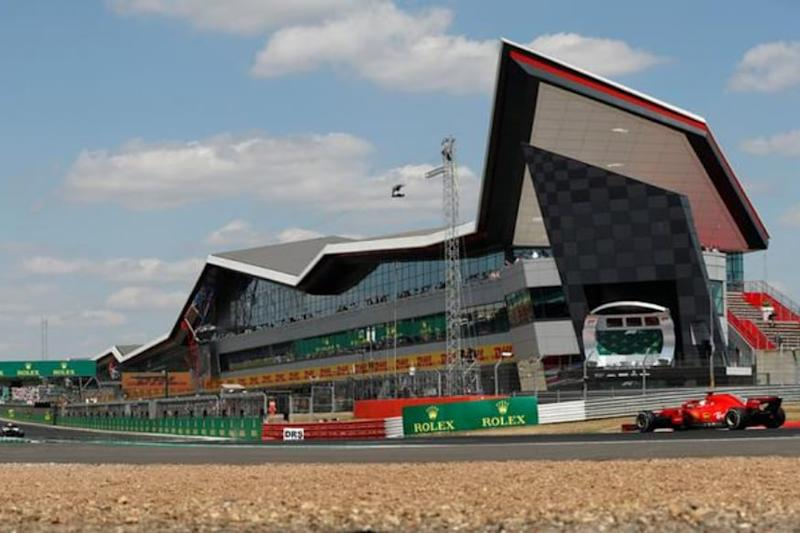 F1: Britain's Silverstone 'to Stage Two Grands Prix' for Formula One Season