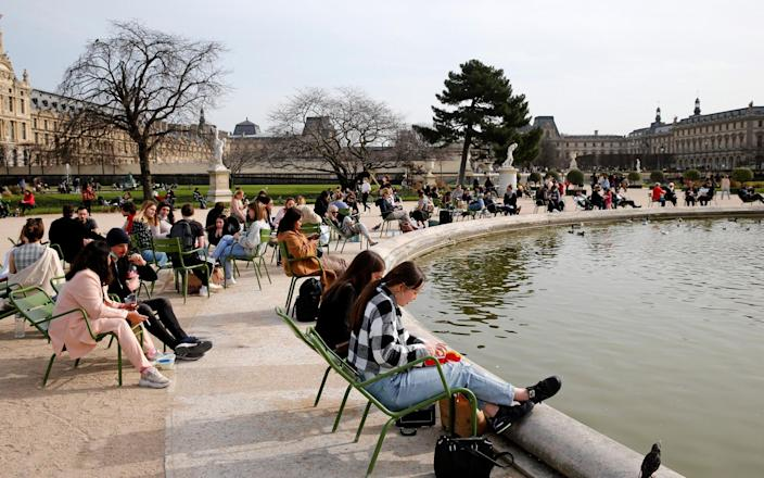 A Paris city break could be on the cards, this summer - Getty