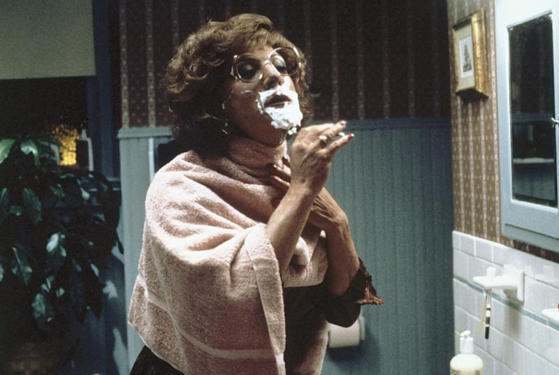 "Dustin Hoffman in ""Tootsie."" (Photo: ASSOCIATED PRESS)"