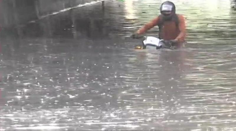 Water Logging in Delhi After Intense Pre-Monsoon Rainfall Lash Most Parts of National Capital (See Pics)