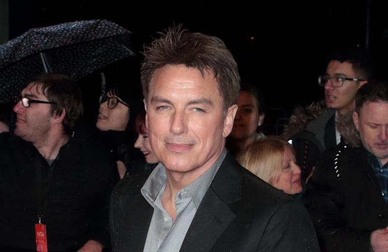 John Barrowman cancels Christmas shows after 'severe neck injury'