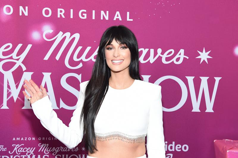 "Kacey Musgraves Releases ""The Kacey Musgraves Christmas Show"" Soundtrack"