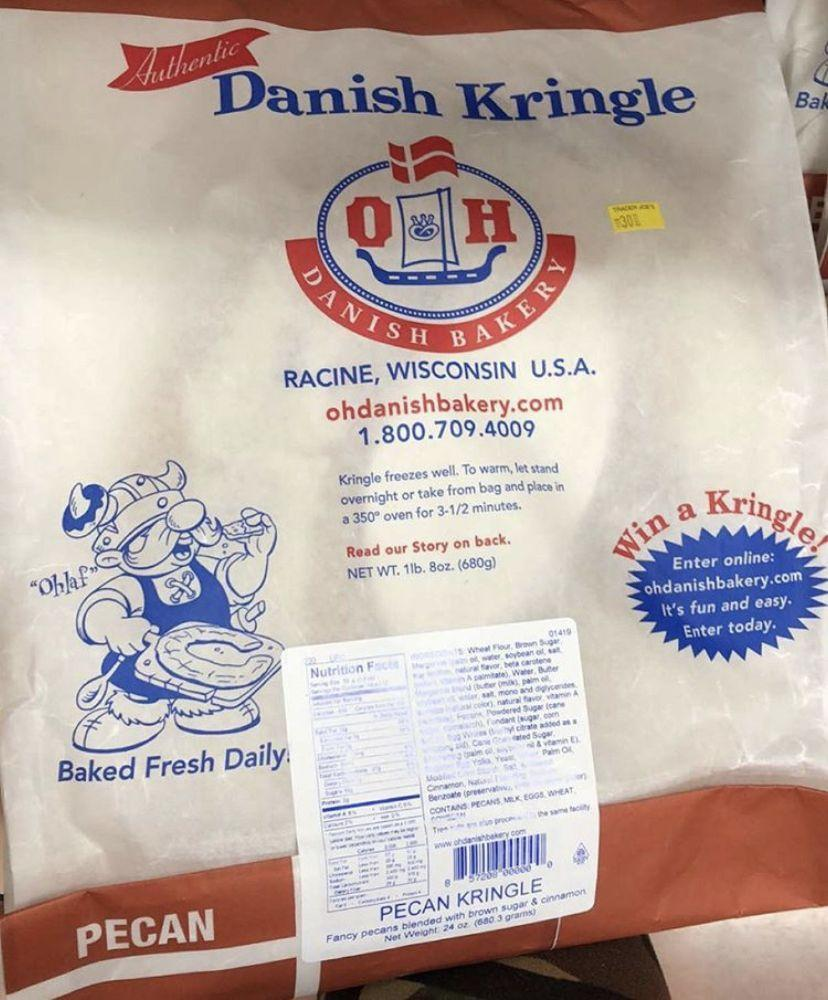 <p>This sweet treat is baked in Wisconsin, so it's no surprise it struck a chord there.</p>