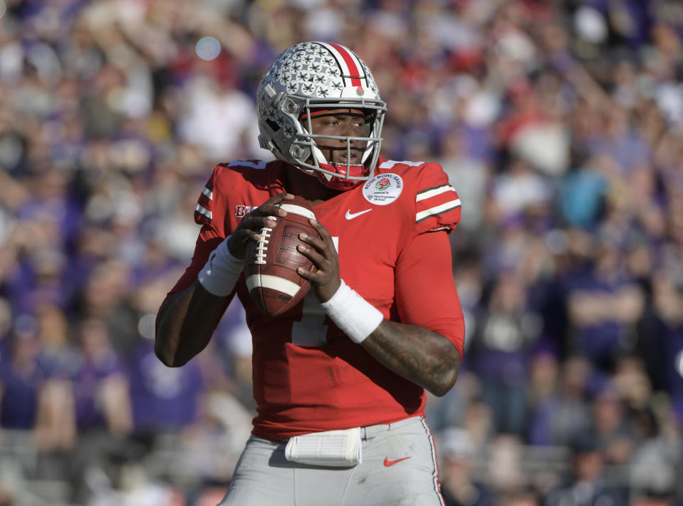 Dwayne Haskins officially inks five-year deal with Redskins