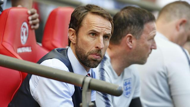 The Three Lions coach has worked with some big names in the past, including Antonio Conte and Rafa Benitez, but is a big fan of his current colleague