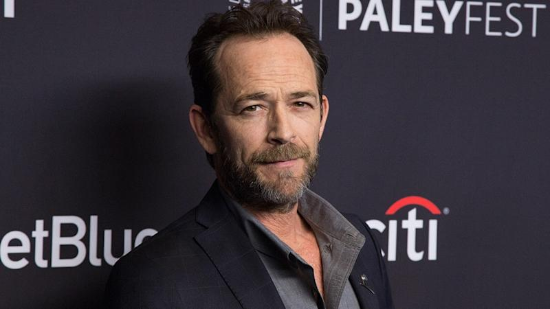 Luke Perry Charms in 'Once Upon a Time in Hollywood' Deleted Scene