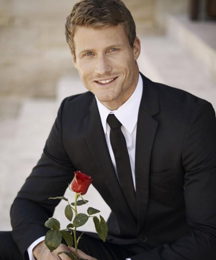 Richie Strahan on <i>The Bachelor</i>. Photo: Channel 10