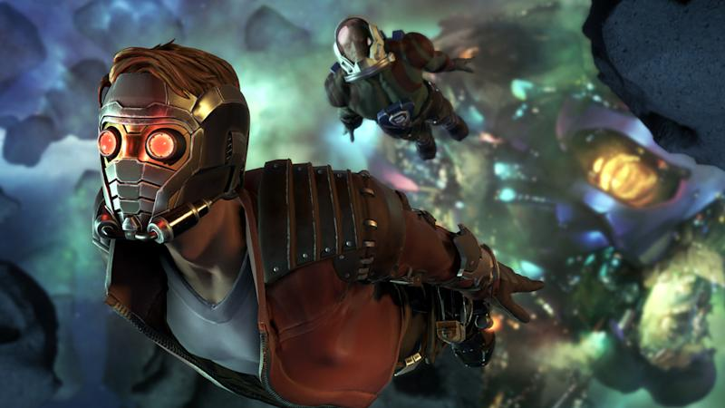 """Marvels' Guardians of the Galaxy"": Neues Game zum Kino-Hit"