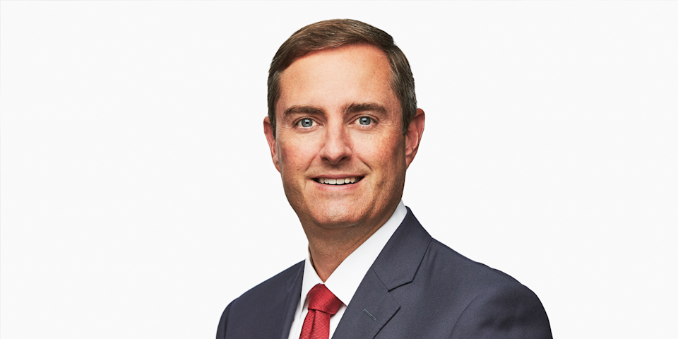 9) Keith Barr, CEO, IHG. Photo: IHG