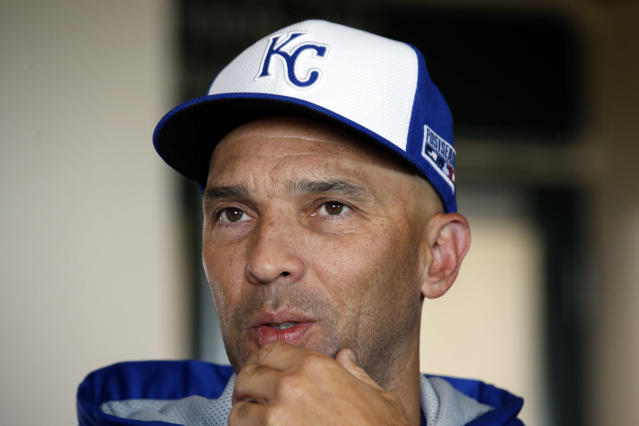 Raul Ibanez, 46, has been a popular candidate for previous managerial openings. (AP)