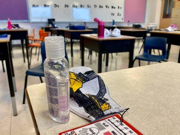 Most Regina schools are reopening to in-person classes on May 3.  (John Robertson/CBC - image credit)