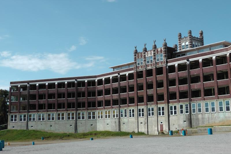 Former TB hospital now attracts ghost hunters