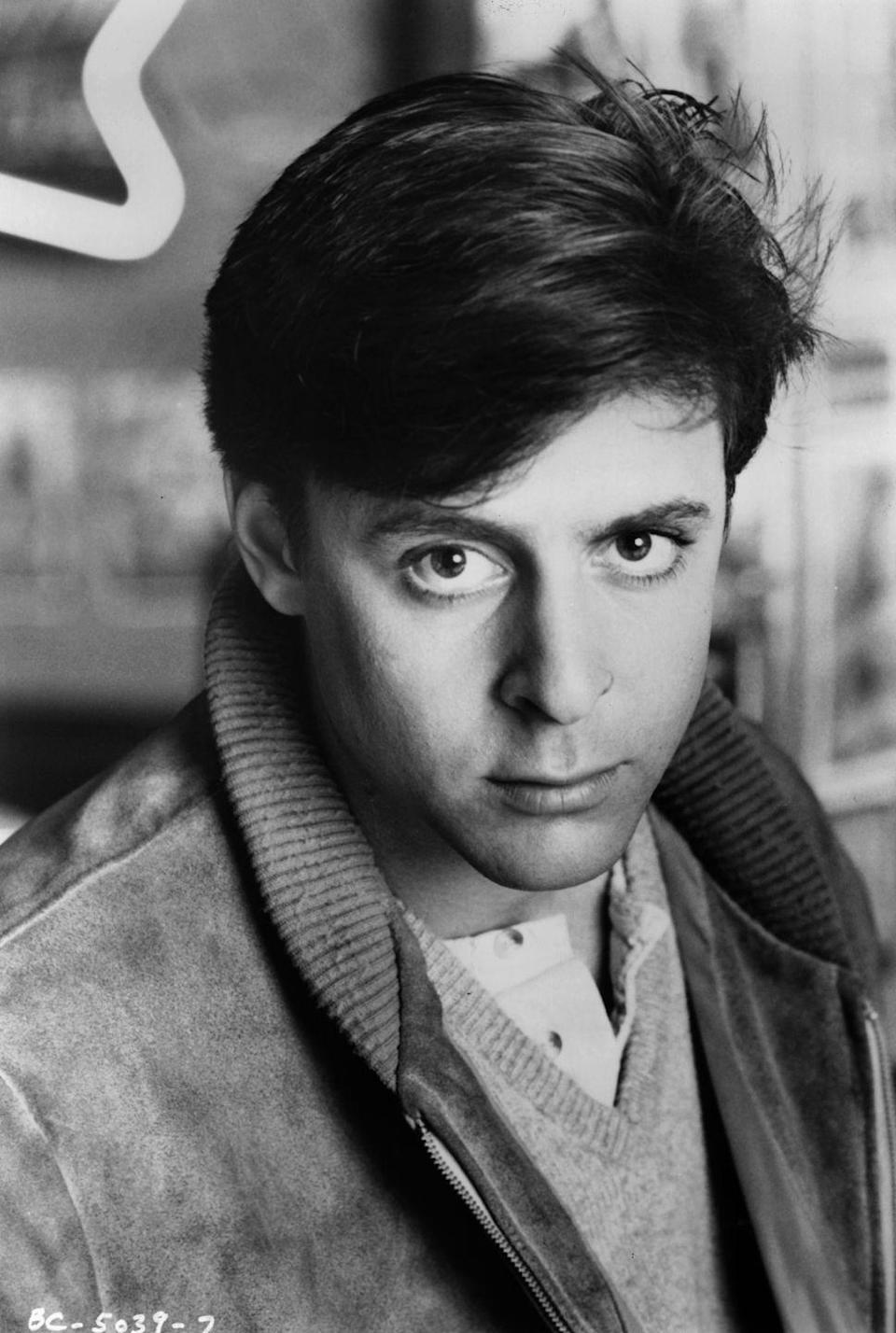 """<p>This brooding guy launched his career in the classic '80s hit <em>The Breakfast Club</em> as John Bender, a.k.a. the bad boy of the bunch. Soon after, he costarred in <em>St. Elmo's Fire</em><span class=""""redactor-invisible-space""""> (1985) alongside fellow Brat Pack members Emilio Estevez, Ally Sheedy, and Andrew McCarthy.</span></p>"""