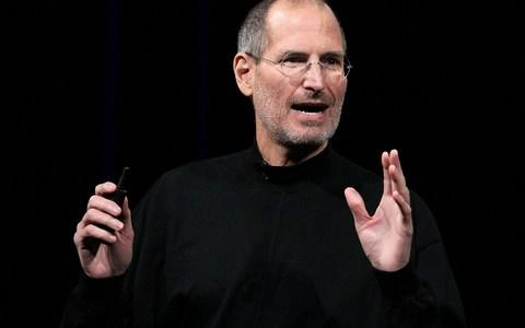 Steve Jobs, the former Apple CEO - Credit: Getty
