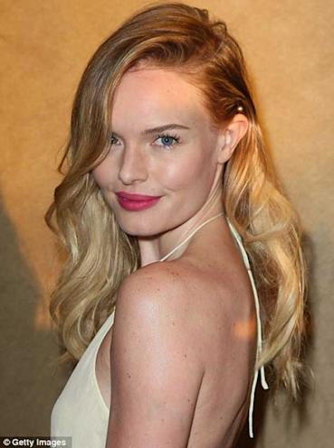 NEW BEAUTY CRUSH ALERT: GET KATE BOSWORTH'S MAKE UP STYLE