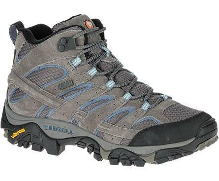 """<p><strong>Details</strong></p><p>merrell.com</p><p><strong>$135.00</strong></p><p><a href=""""https://go.redirectingat.com?id=74968X1596630&url=https%3A%2F%2Fwww.merrell.com%2FUS%2Fen%2Fmoab-2-mid-waterproof%2F27933W.html&sref=https%3A%2F%2Fwww.thepioneerwoman.com%2Ffashion-style%2Fg32317616%2Fbest-hiking-boots-for-women%2F"""" rel=""""nofollow noopener"""" target=""""_blank"""" data-ylk=""""slk:Shop Now"""" class=""""link rapid-noclick-resp"""">Shop Now</a></p><p>As cute as it is functional, the Moab 2 Mid also boasts a waterproof exterior, breathable mesh lining, and contoured footbed that will keep you dry and comfortable while you're on the move. </p>"""