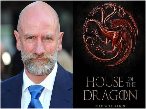 Graham McTavish and 'House of the Dragon' poster (Image source: Instagram)