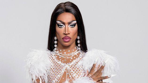 Drag Race UK series two queen Tayce (Photo: BBC/World of Wonder)