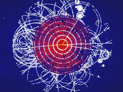<p>Physicists celebrate evidence of 'God particle'</p>