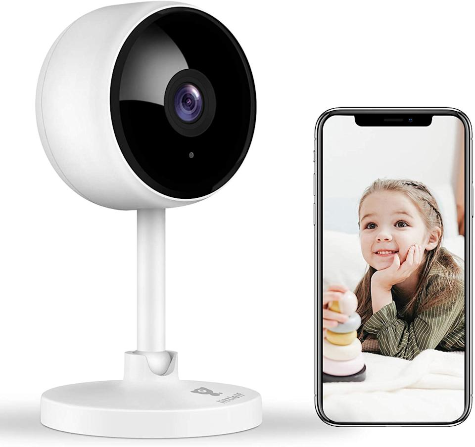 Littlelf 1080P Home Wifi Wireless Camera.