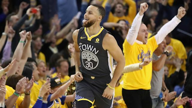 Stephen Curry made an impressive impact in his return from an MCL sprain, scoring 28 points in 27 minutes in Game 2 on Tuesday.