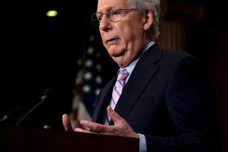 McConnell says Senate Republicans might revisit Obamacare repeal