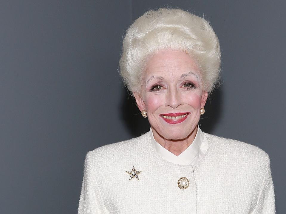 Holland Taylor in 2017.