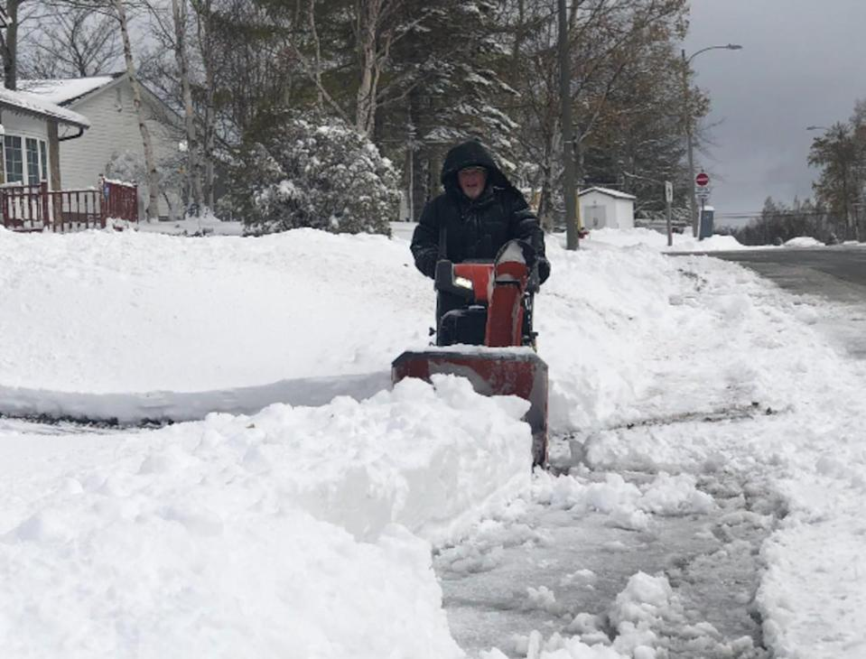 PHOTOS: First big snow of the season overachieves in Atlantic Canada